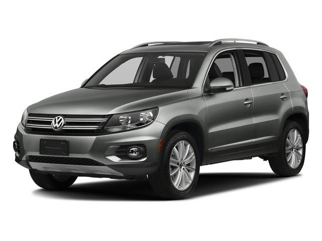Pre-Owned 2017 Volkswagen TIGUAN UNKNOWN