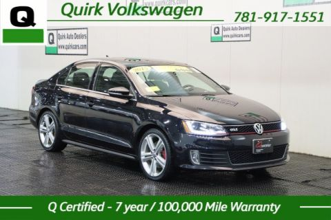 Pre-Owned 2015 Volkswagen Jetta Sedan GLI