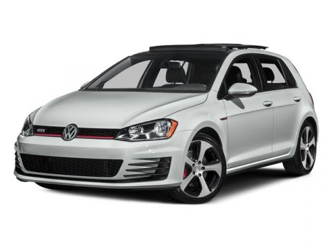 Pre-Owned 2016 Volkswagen Golf GTI Autobahn w/Performance Pkg